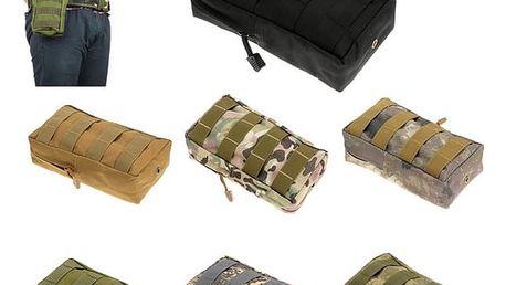 Military taštička pro rybáře - 21 x 11 x 6 cm