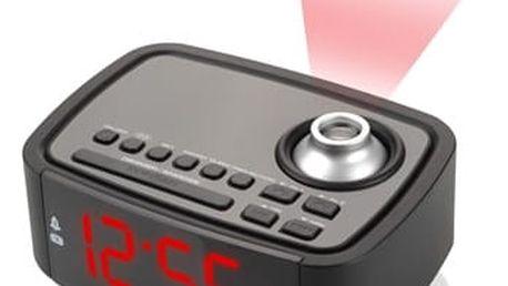 Radiobudík Hyundai RAC 201 PLL BR černý