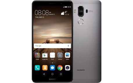 Huawei Mate 9, Dual Sim šedá - SP-MATE9DSTOM
