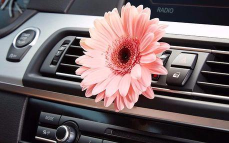 Dezinfekce klimatizace a interiéru vozu ozonem