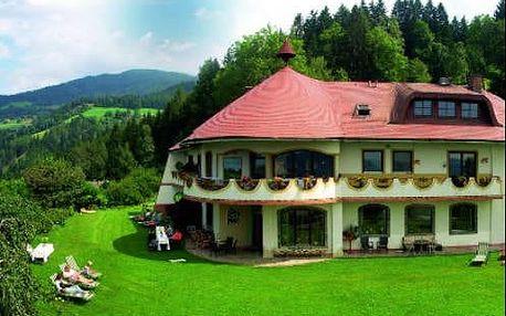 Pobyt v nejlepším Ekohoteli v Rakousku. Nádherné prostředí a bio strava