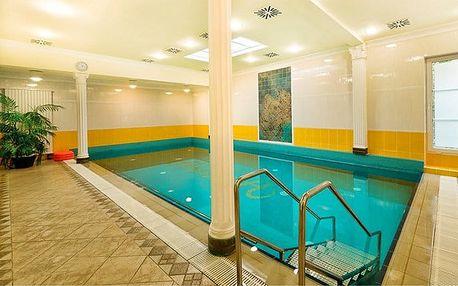 3–5denní lázeňský pobyt pro 1 či 2 osoby v Astoria Hotel & Medical Spa*** ve Varech