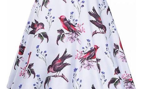 Dámská sukně s nádhernými motivy - 23 variant