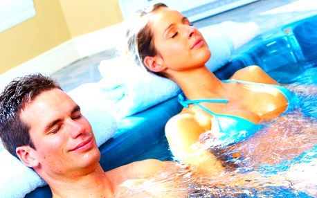 2hodinový oddech v privátním wellness pro dva