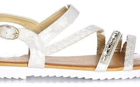 Dámské sandály G33-3SI 36