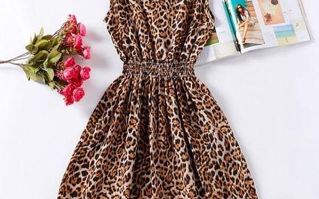 Rozmanité letní šaty - vzor 3, velikost 2 - dodání do 2 dnů