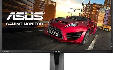 """ASUS MG248Q GAMING - LED monitor 24"""" - 90LM02D0-B01370 + Sluchátka Asus Cerberus iCafe v hodnetě 1399,- k LCD Asus zdarma"""