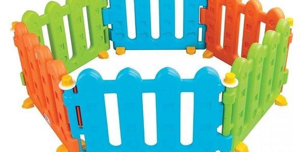 Hrací ohrádka pro děti Pilsan, 56 cm