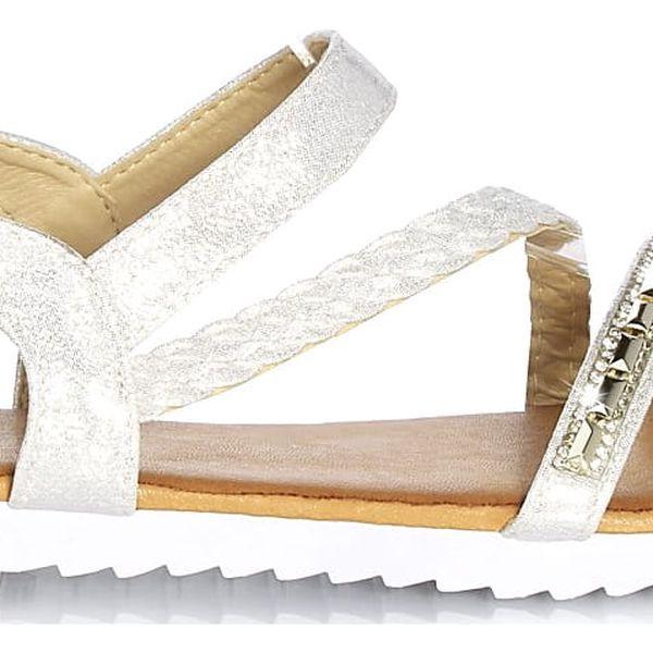 Dámské sandály G33-3SI 37