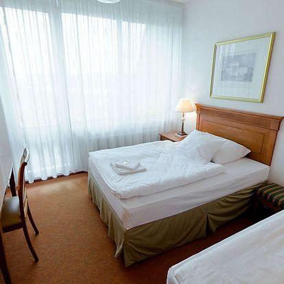Wellness pobyt v Hotelu Fontána s polopenzí pro 2 osoby