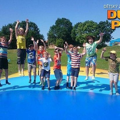 2 neomezené vstupy do dětského zážitkového areálu Duhový park