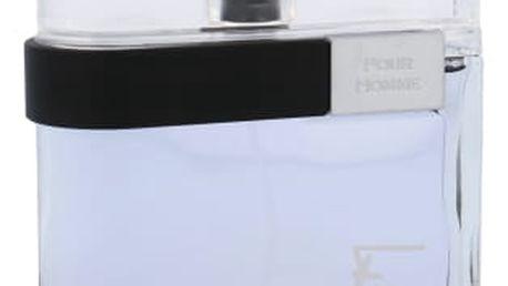 Salvatore Ferragamo F by Ferragamo Black 100 ml toaletní voda pro muže