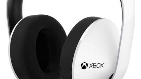 Xbox ONE Stereo Sluchátka, bílá - 5F4-00011