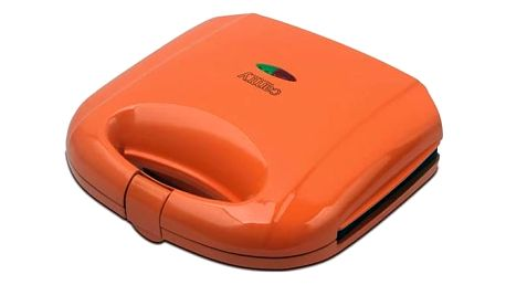 Sendvičovač Camry CR3027 oranžový