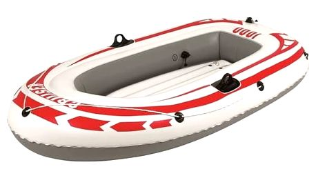 Člun nafukovací Master Cruiser CB1000 bílý/červený