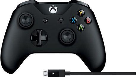 Microsoft Xbox ONE Gamepad (PC, Xbox ONE S) - 4N6-00002