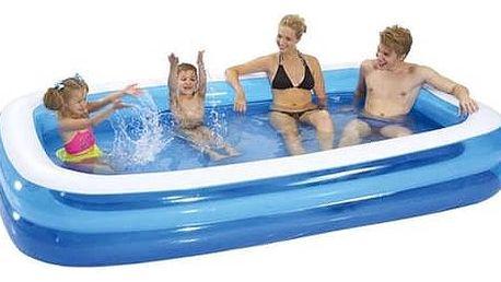 Bazén VETRO-PLUS obdelník, nafukovací, 51JL010291NPF