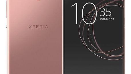 Sony Xperia XA1, růžová - 1307-5140