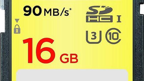 SanDisk SDHC Extreme 16GB 90MB/s UHS-I U3 - SDSDXNE-016G-GNCIN