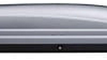 THULE Pacific 600 Aeroskin stříbrno-šedý střešní box