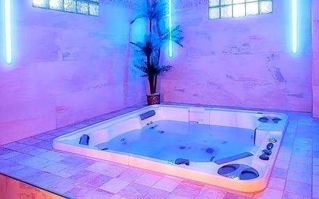 3 až 8denní wellness pobyt pro 2 v hotelu Subterra v Krušných horách