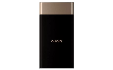 Nubia Original PowerBank PB1001S 10000mAh QC 3.0 Black/Gold (EU Blister) - 6934933078420