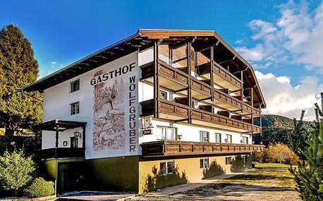Dovolená v rakouských Alpách s neomezeným wellness a fitness