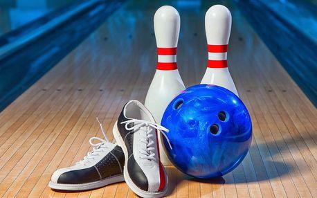 Roztočte to: Hodina bowlingu až pro 8 hráčů