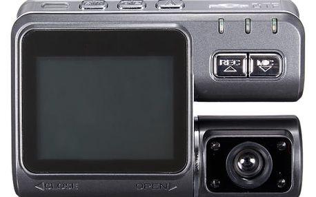 Kamera na přední okno s otočnou čočkou a HD rozlišením