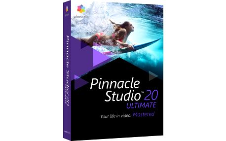 Corel Pinnacle Studio 20 Ultimate ML EU - PNST20ULMLEU