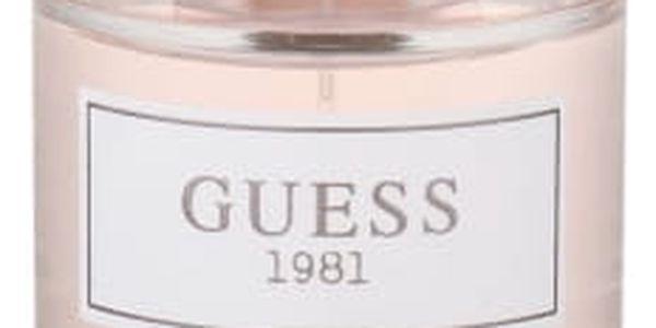 GUESS Guess 1981 100 ml toaletní voda pro ženy