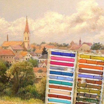 Základy krajinomalby pastelem: 16hodinový kurz