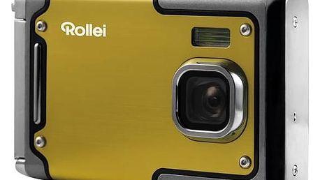 Digitální fotoaparát Rollei Sportsline 85 žlutý