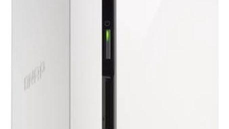 Datové uložiště (NAS) QNAP TS-228 (TS-228) bílá + Doprava zdarma