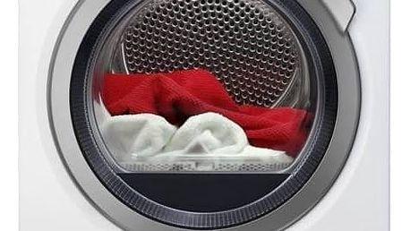 Sušička prádla AEG AbsoluteCare® T8DEC68SC bílá + Doprava zdarma