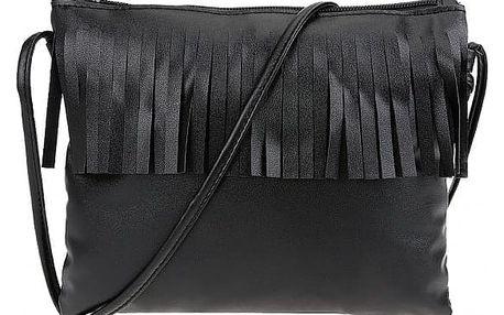 Dámská kabelka s třásněmi - 4 barvy