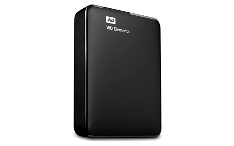 WD Elements Portable - 2TB - WDBU6Y0020BBK-WESN
