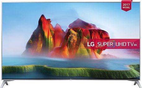 LG 49SJ800V - 123cm + Konzole PlayStation 4 Pro v ceně 11000 kč