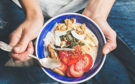 Nutričně vyvážený program na hubnutí