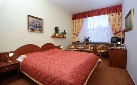 Morava, 3-6 dní pro dva v Hotelu Baťov*** + polopenze
