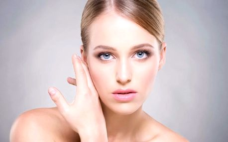 Kosmetické ošetření v délce 60 minut dle typu pleti