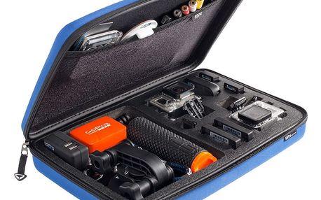 SP POV pouzdro pro GoPro-Edition 3.0, L, modrá - 4028017520416