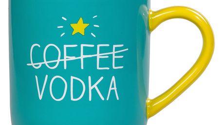Hrnek Happy Jackson Coffee Vodka