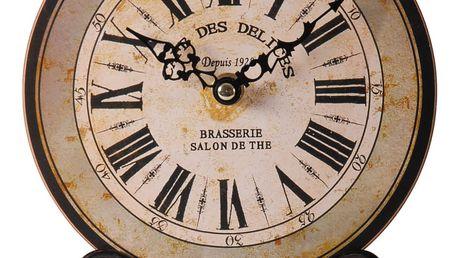 Stojací hodiny Antic Line Délices, ⌀17 cm