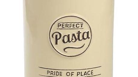 Krémová keramická dóza na těstoviny T&G Woodware Pride Of Place