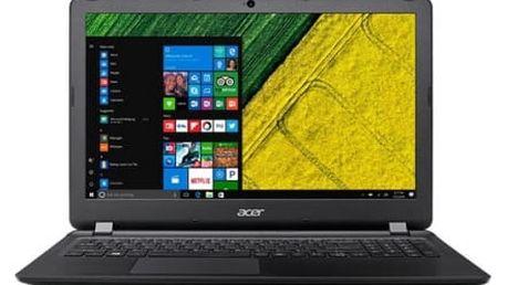 Notebook Acer ES 15 (ES1-533-C19N) (NX.GFTEC.016) černý