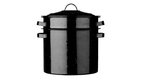 Hrnec na těstoviny Premier Housewares Black, 28 cm