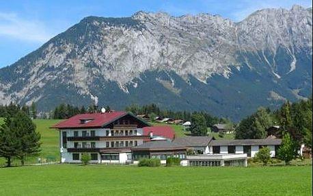 Wellness pobyt v rakouských Alpách kousek od Schladmingu ve 4* hotelu