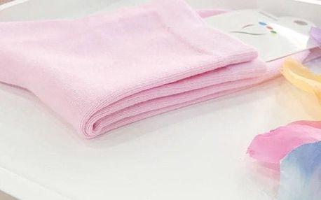 Balení barevných ponožek - 5 párů