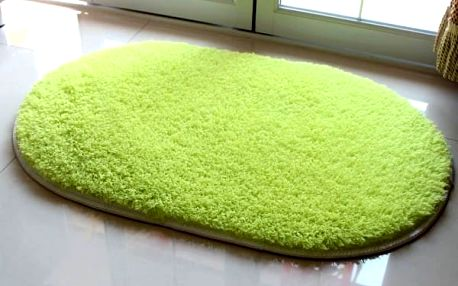 Měkoučký kobereček v atraktivních barvách